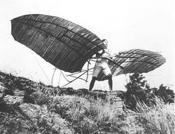 Otto Lilienthal - Quelle: WikiCommons