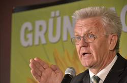 Winfried Kretschmann - Quelle: flickr.com